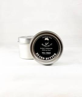 Tea Tree Beard Butter